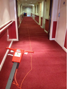 residential home carpet cleaning